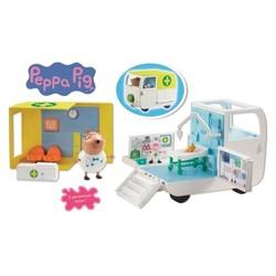 Peppa Pig - Le Centre Médical de Peppa Pig avec 2 figurines