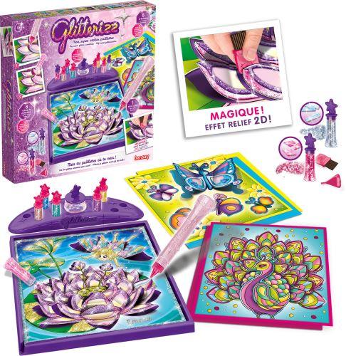 Glitterizz - Super Atelier Paillettes