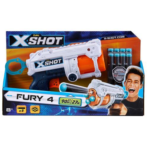 Excel Fury