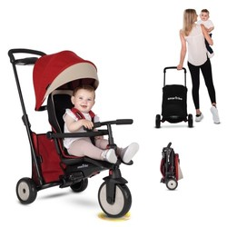 Tricycle pliable smarTfold 500 - Rouge