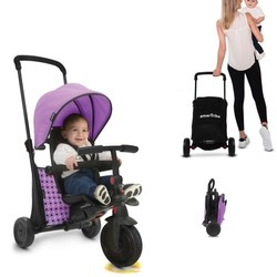 Tricycle pliable smarTfold 400 - Violet