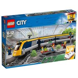 Train passagers télécommandé - LEGO City - 60197