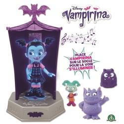 Coffret chambre lumineuse et sonore avec figurines Vampirina