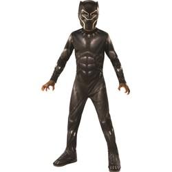 Avengers - Déguisement Black Panther - Taille 7/8 ans