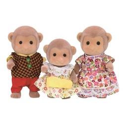 Famille singe - Sylvanian Families - 5214