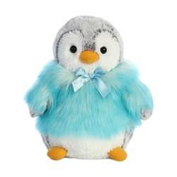 Pompom Pingouin Bleu