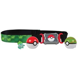 Ceinture de Poké Ball Dresseur Pokémon - Bulbizarre