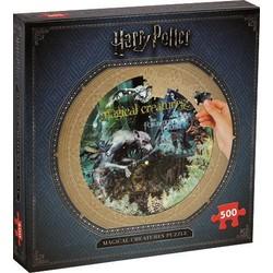 Puzzle Harry Potter 500 pcs - Créatures Magiques