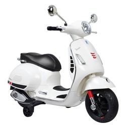 Moto Vespa 6V blanche