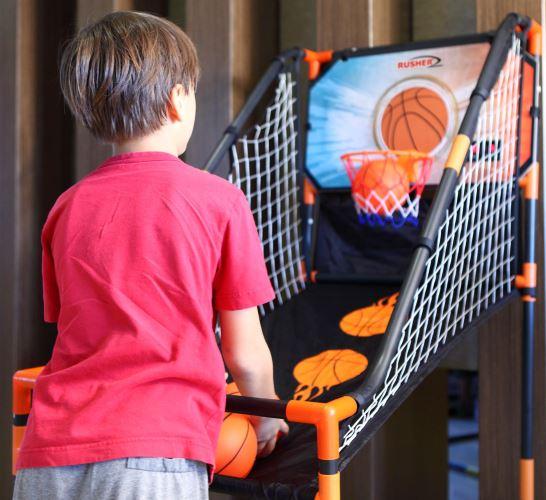 Set de basket électronique