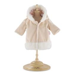 Manteau réversible Rennes dingues pour poupon 30 cm