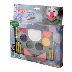 Set de maquillage 7 coloris + 6 crayons