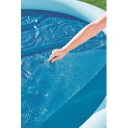 Bâche de piscine solaire Diamètre 289 cm