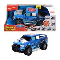 Racing music truck 23cm