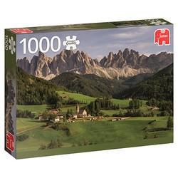 Puzzle 1000 pièces - Dolomites, Italy