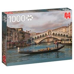 Puzzle 1000 pièces - Pont du Rialto, Venise