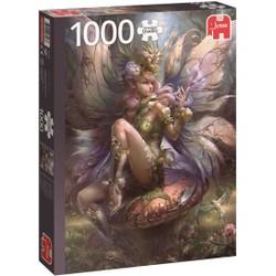 Puzzle 1000 pièces - Fée enchanteresse