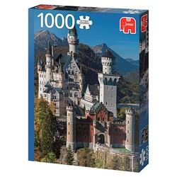 Puzzle 1000 pièces - Neuschwanstein, Allemagne