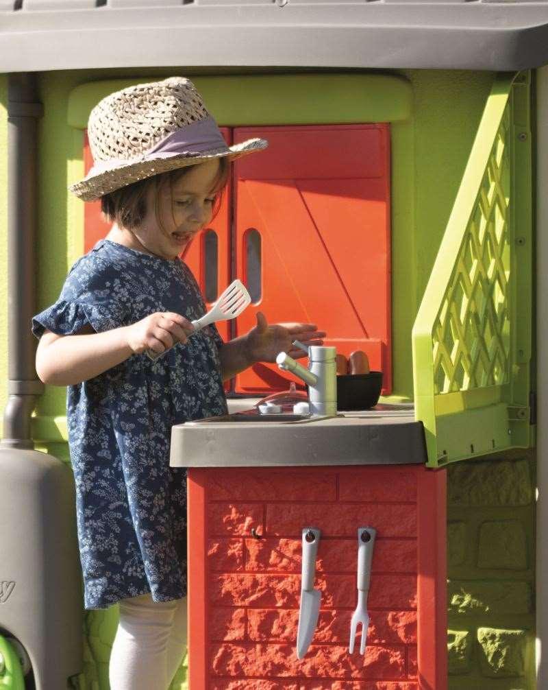 Cuisine d été - Accessoire Maison Neo Jura Lodge