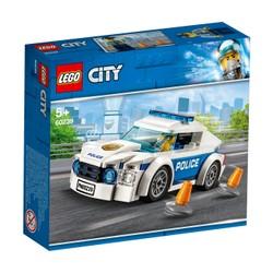 La voiture de patrouille de la police - LEGO City - 60239