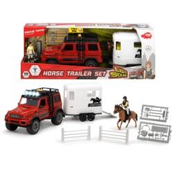 Playset 4x4 avec van cheval