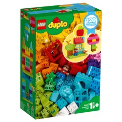 L'amusement créatif - LEGO DUPLO - 10887