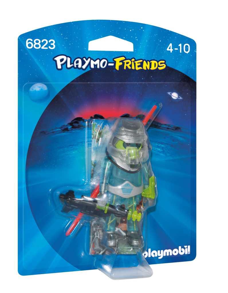 Combattant de l espace - PLAYMOBIL Playmo-friends - 6823