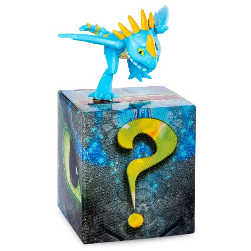 Dragons 3 - Pack de 2 figurines mystère