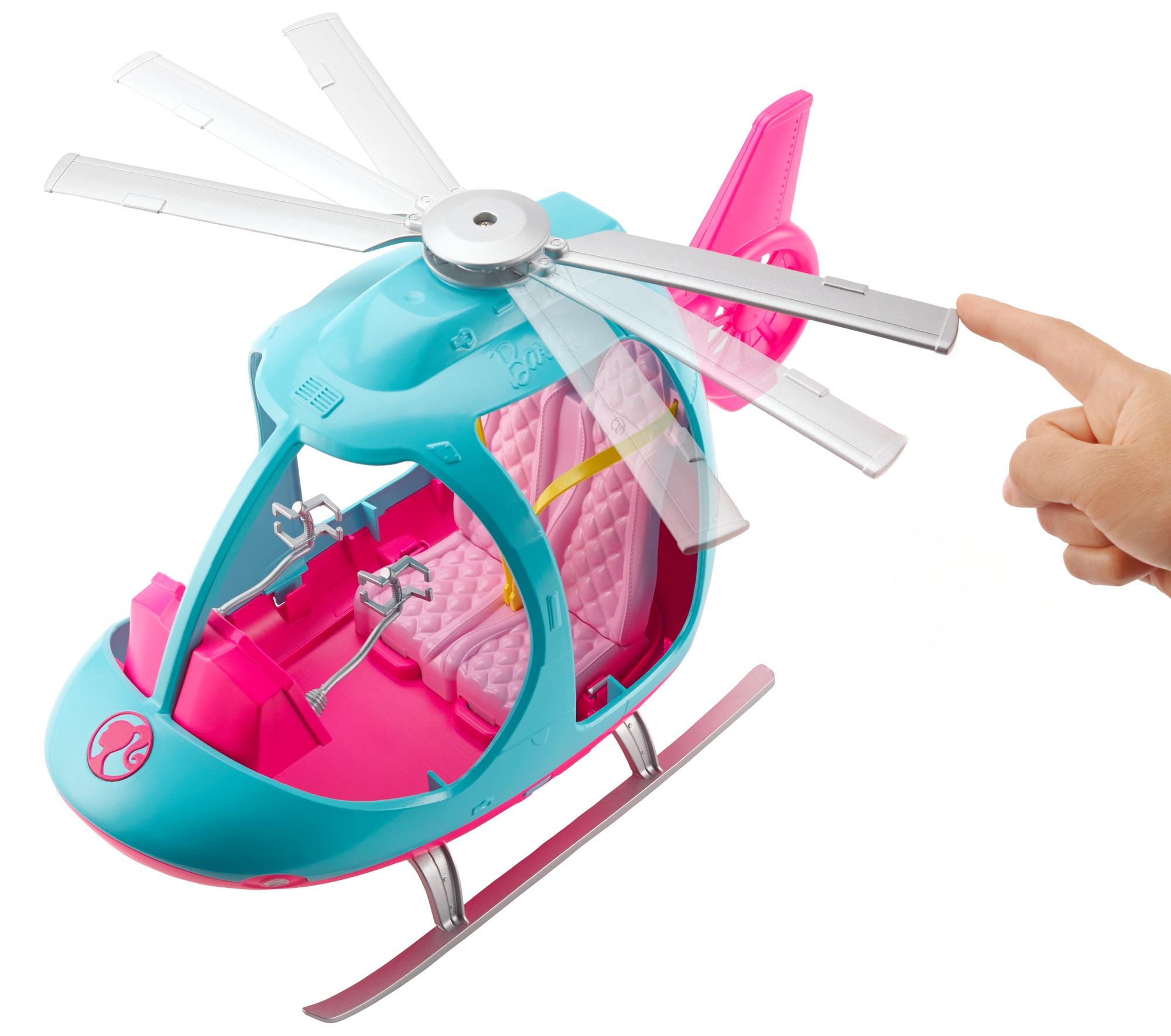 Barbie - Hélicoptère