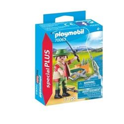 Pêcheur à la ligne - PLAYMOBIL Special Plus - 70063