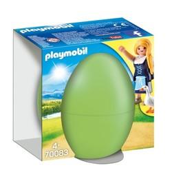 Jeune fille avec oies - PLAYMOBIL Easter - 70083