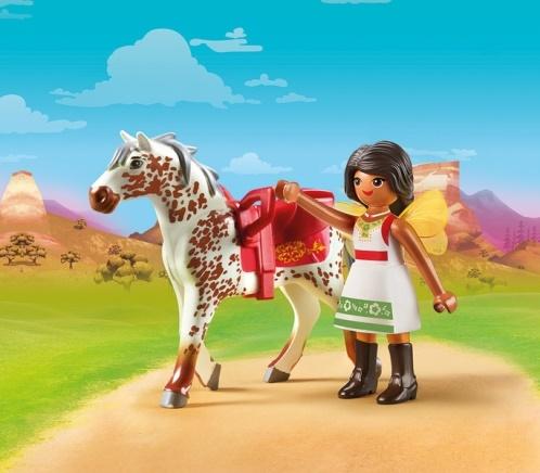 Solana voltigeuse - PLAYMOBIL Spirit Riding Free - 70123