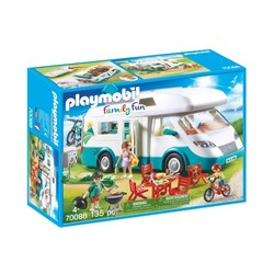 Caravane de vacanciers - PLAYMOBIL Family Fun - 70088