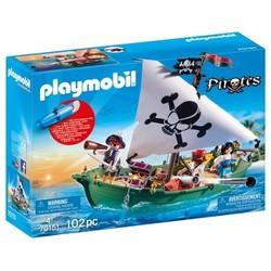 Chaloupe des pirates avec moteur submersible - PLAYMOBIL Pirates - 70151