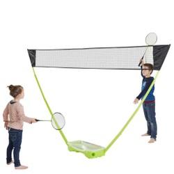 Set de badminton (Filet + Raquettes)