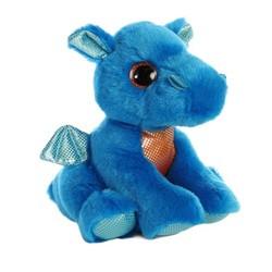 Peluche dragon 18 cm
