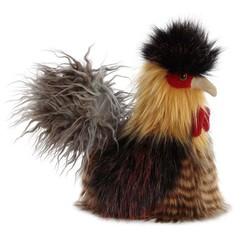 Peluche Coq Luxe Boutique