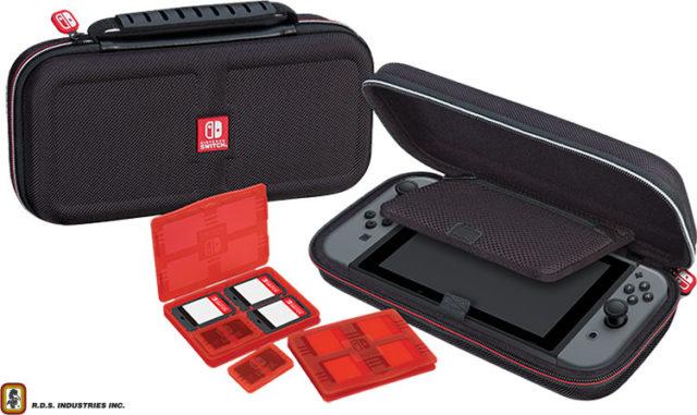 Housse de Voyage de Luxe (Officiel Nintendo Switch)
