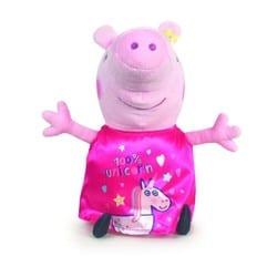 Peluche tenue féerique Peppa Pig