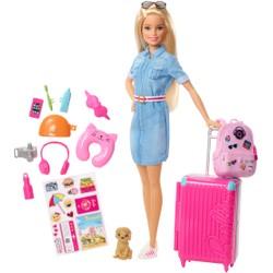 Barbie - Coffret Barbie Voyage
