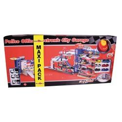 Maxi Pack Garage City + Poste de police