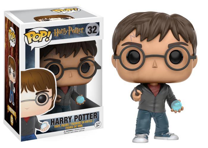 Figurine Funko Pop! Harry Potter - Harry avec Prophecy