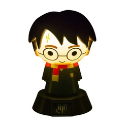 Lampe veilleuse Harry Potter 3D