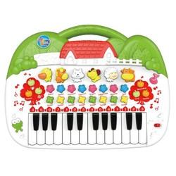 Piano Animaux