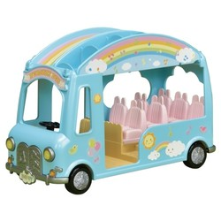 Bus arc-en-ciel -  Sylvanian Families - 5317