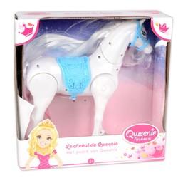 Le cheval de Qweenie Qweenie