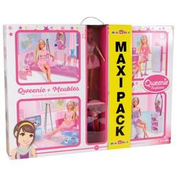 Maxi Pack Poupée + Meubles
