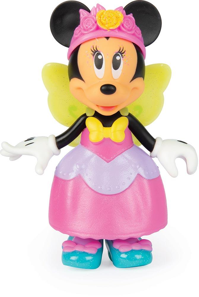 Figurine Minnie Fashionista Fantasy - Fée