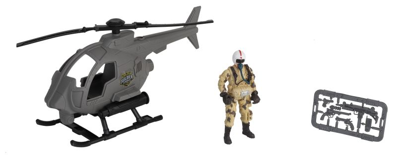 Soldier Force - Véhicule de patrouille