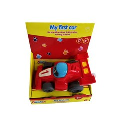 Ma première voiture à rétrofriction